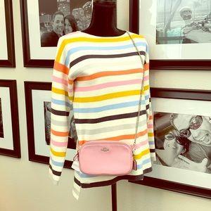 NWT Coach Tulip colored crossbody bag